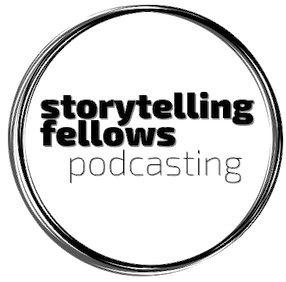 Digital Storytelling Fellows Podcasting logo
